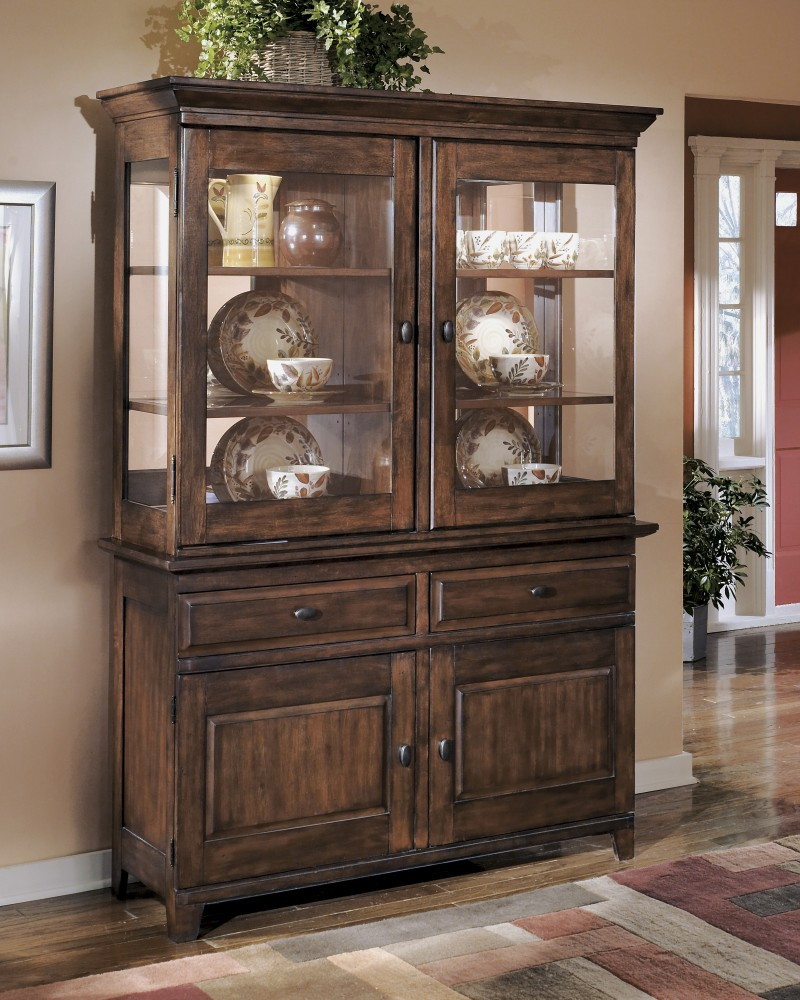 Attrayant Larchmont   Burnished Dark Brown   Dining Room Buffet