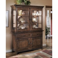 Larchmont - Burnished Dark Brown - Dining Room Buffet