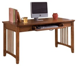 Home office desk cross island 60