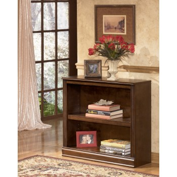 Hamlyn - Medium Brown - Small Bookcase
