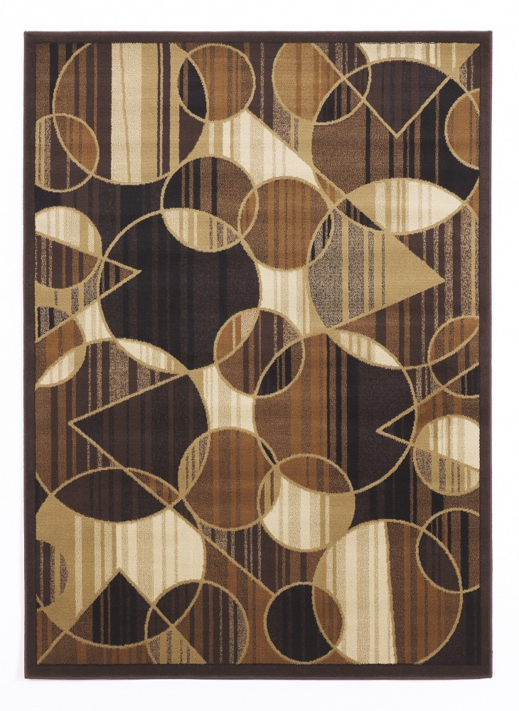 Calder Multi Medium Rug R135012 Rugs Neighborhood Closet