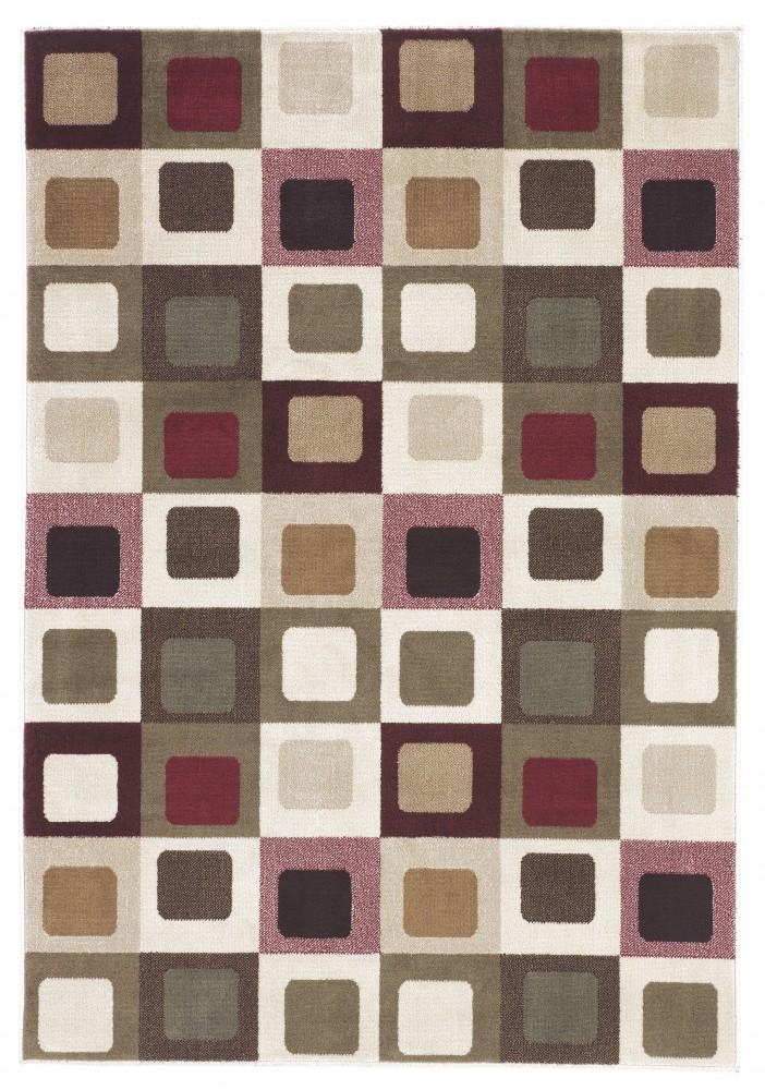 Sloane - Red - Medium Rug