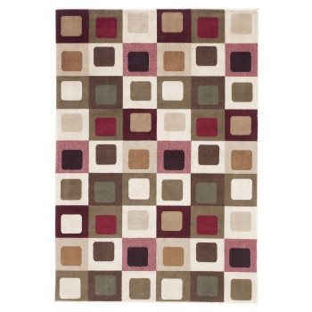 Sloane - Red - Medium Rug