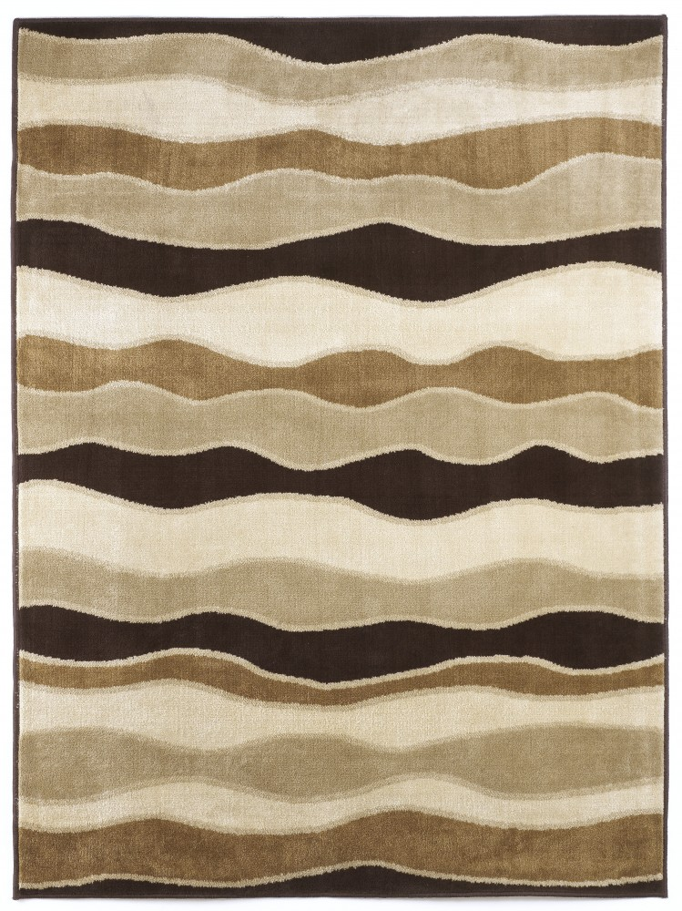 Frequency - Toffee - Medium Rug