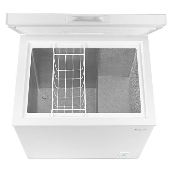 Amana 5 3 Cu Ft Amana R Compact Freezer With 2 Rollers