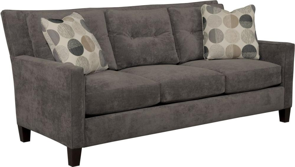 Awesome Broyhill Leather sofa