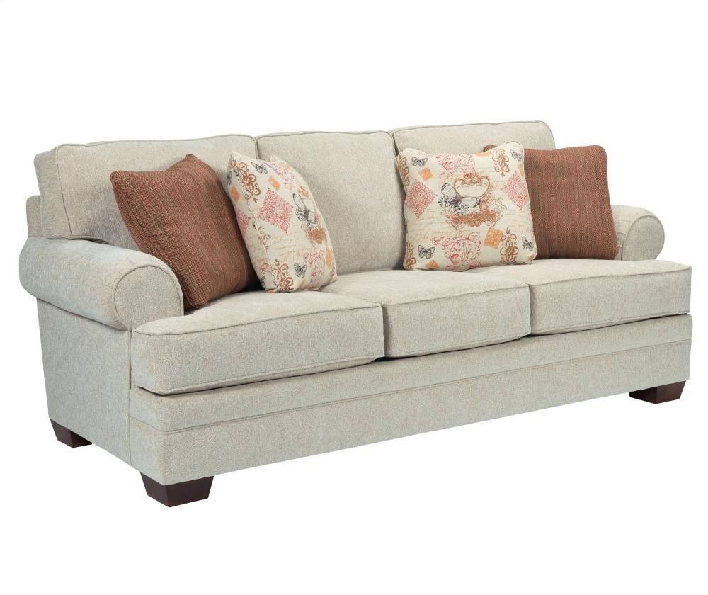 BROYHILL FURNITURE Landon Sofa   66083   Sofas   Plourde Furniture ...