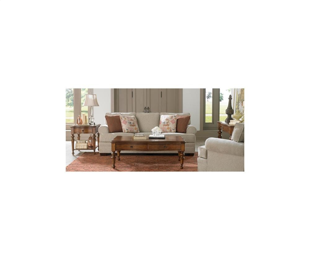 BROYHILL FURNITURE Landon Sofa | 66083 | Sofas | Plourde Furniture ...