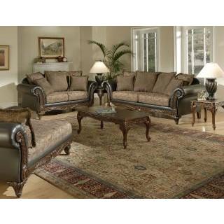 San Mar Silas Living Room Group