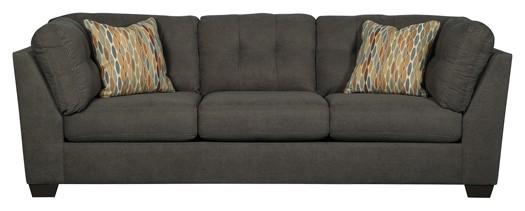 Delta City - Steel - Sofa