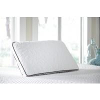 Ashley Pillow - White - Dual Side Queen Pillow