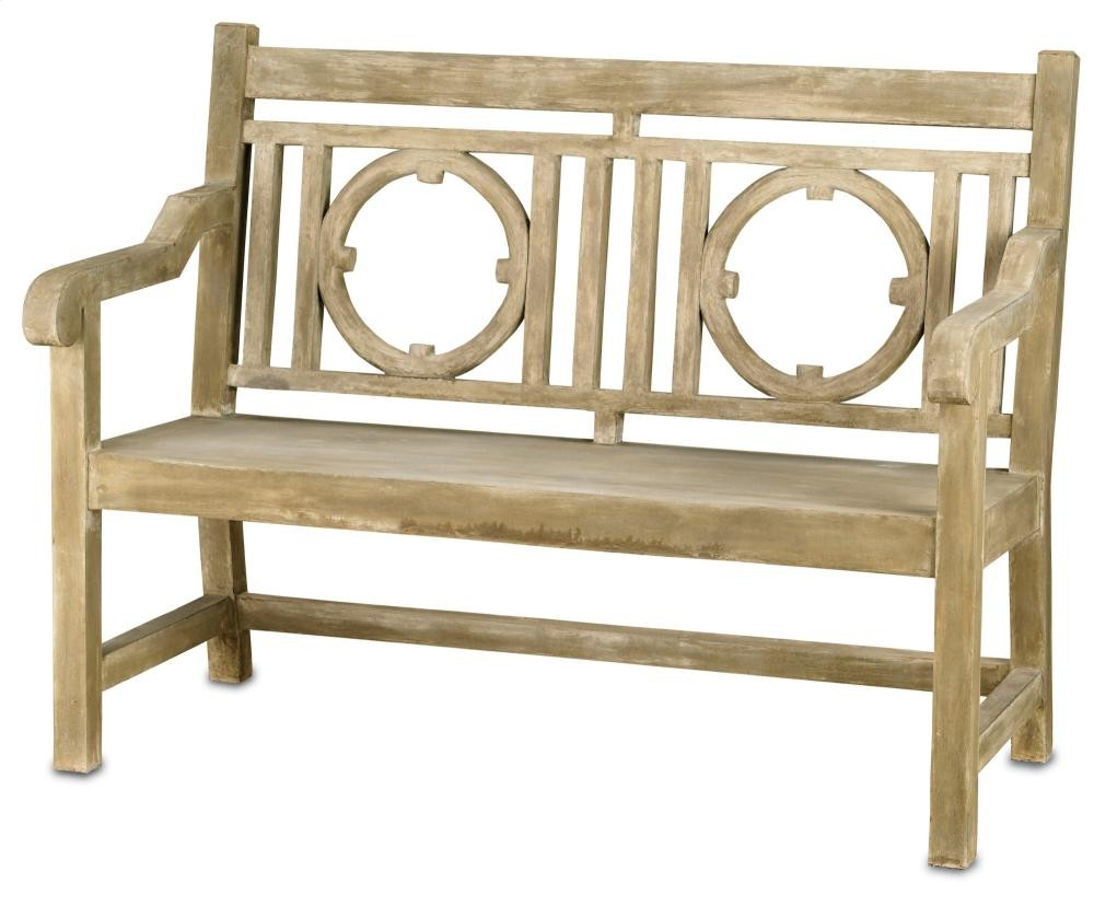 Leagrave Bench, Small - 40h x 26d x 51w
