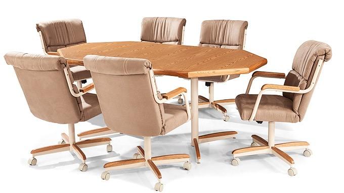 DOUGLAS CASUAL LIVING Chair Base (medium & sand)