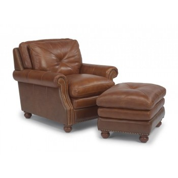 Suffolk Leather Chair