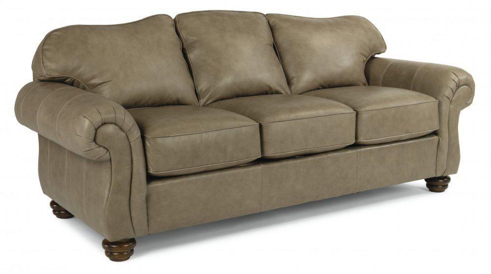 Remarkable Bexley Leather Sofa Without Nailhead Trim 364631 Leather Gamerscity Chair Design For Home Gamerscityorg