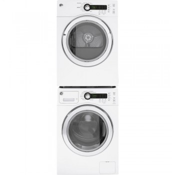 GENERAL ELECTRIC GE(R) 2.2 DOE Cu. Ft. Frontload Washer