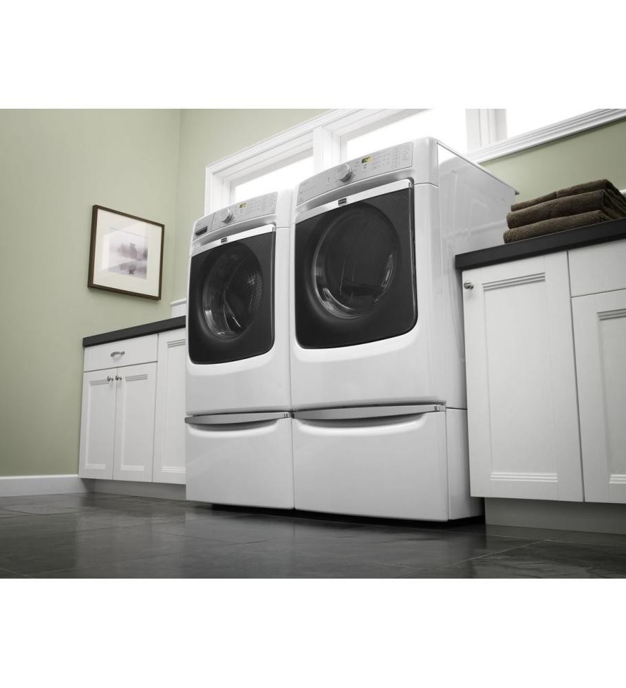 cu p white ft site buy pedestal cycle loading front best maytag washer