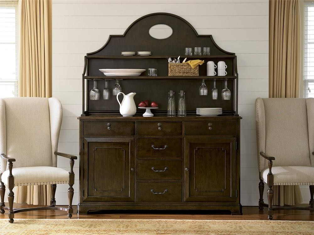 Paula deen home home cooking cupboard with hutch river bank