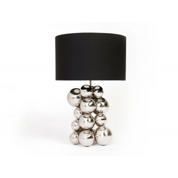 Frizzante Table Lamp Stainless Steel