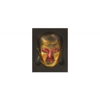 Buddha Head Wall Art