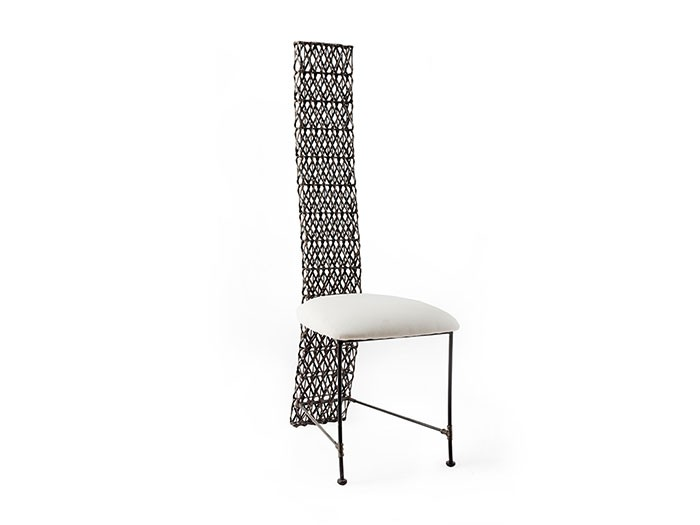 Weaved Dining Chair