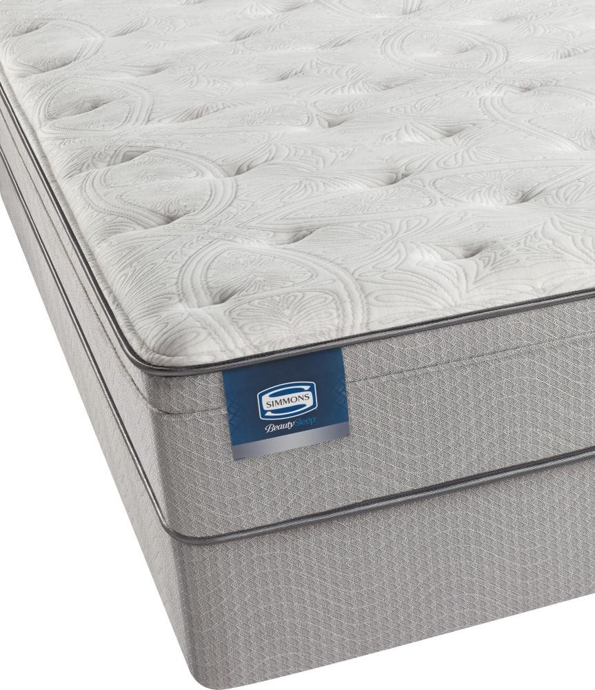 SIMMONS BeautySleep - Elaine - Plush - Euro Top - King