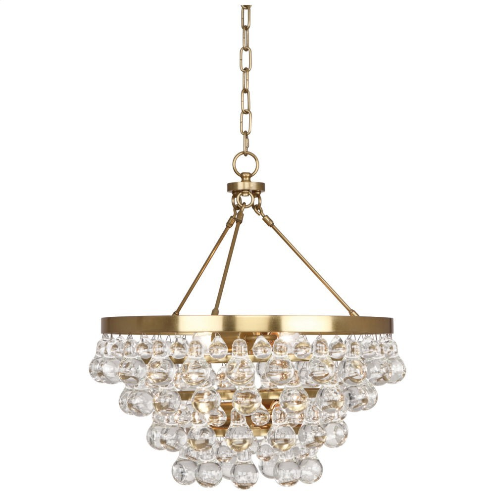 Robert abbey bling chandelier ceiling wall mount at hom