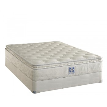 SEALY Brand - 2010 - Level K - Plush - Pillow Top - Twin