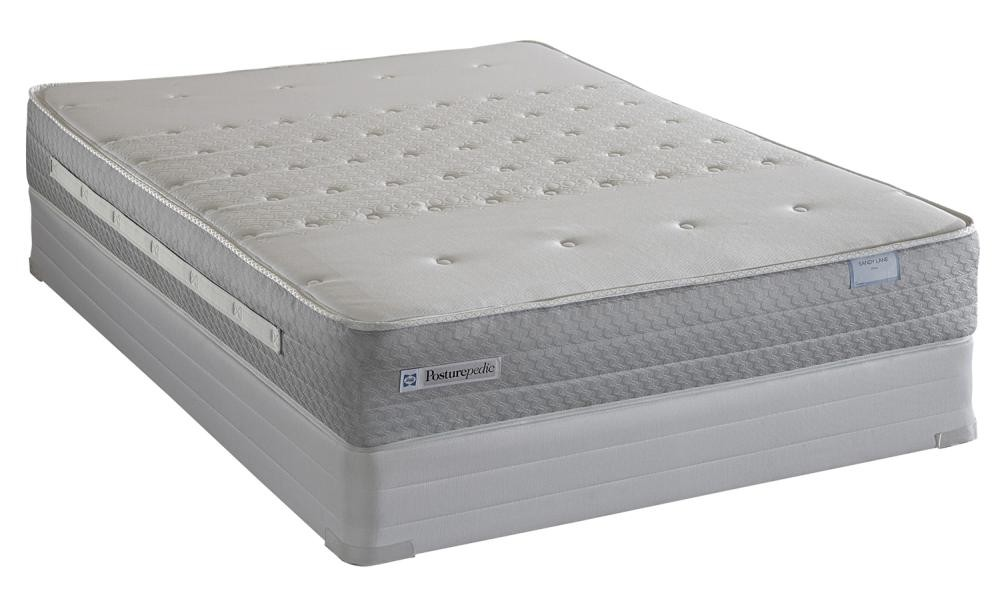 Sealy Posturepedic Level E Ultra Firm Queen Memory Foam