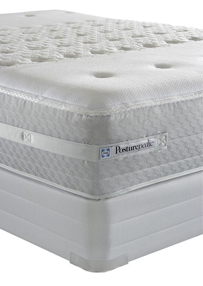 Sealy Posturepedic Level F Firm Queen Memory Foam Mattresses