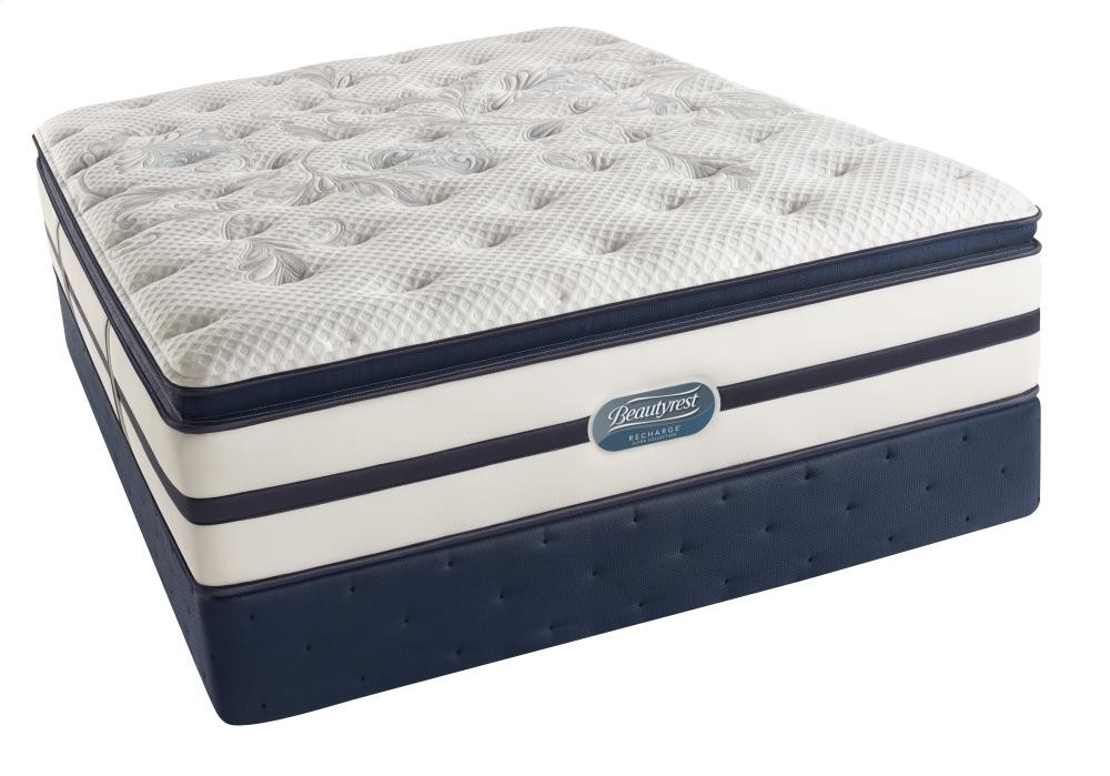 simmons bedding logo. Simple Simmons SIMMONS Beautyrest  Recharge Ultra 20 Plush Pillow Top Queen In Simmons Bedding Logo