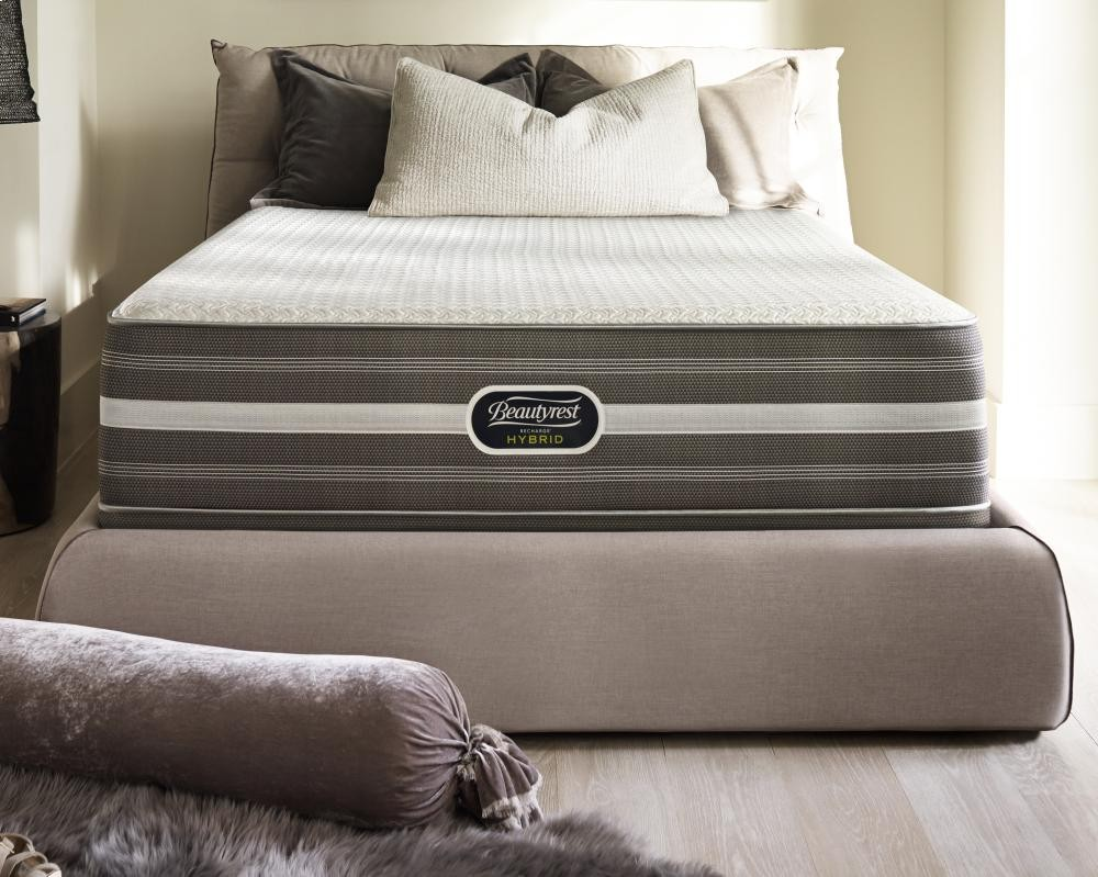 beautyrest hybrid. SIMMONS Beautyrest - Recharge Hybrid Nalani Luxury Firm Twin XL