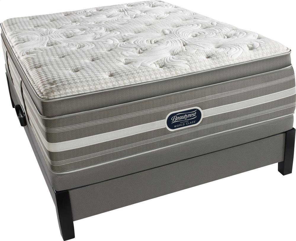 beautyrest recharge world class. SIMMONS Beautyrest - Recharge World Class Jessica Luxury Firm Pillow Top D
