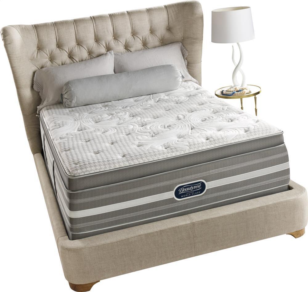 beautyrest mattress pillow top. SIMMONS Beautyrest - Recharge World Class Jessica Plush Pillow Top Full Mattress