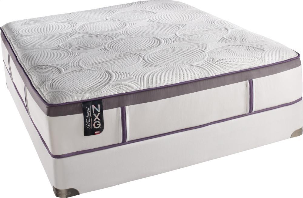 Simmons Beautyrest Nxg 300v Plush Pillow Top Twin Xl