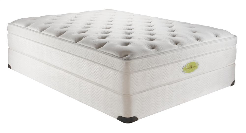 wholesale dealer 1d85b 71a17 SIMMONS Natural Care - Latex Model Two - Pillow Top - Full ...