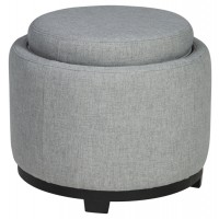 Menga - Ash - Ottoman With Storage