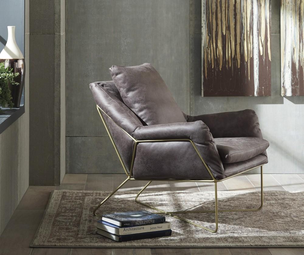 Unique Grey Accent Chair Design Ideas