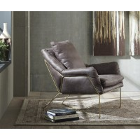 Crosshaven - Dark Gray - Accent Chair