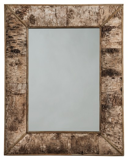 Josefa - Brown - Accent Mirror