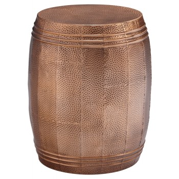 Elazer - Copper Finish - Stool