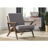 Wavecove - Brown - Accent Chair