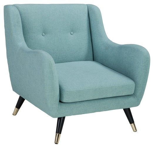 Menga - Mist - Accent Chair
