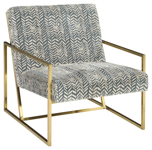Accent Chairs.Trucker Multi Accent Chair