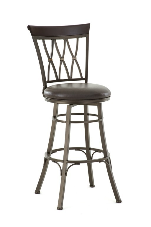 Pleasing Steve Silver Co Bali Backless Swivel Counter Bl500Scc Caraccident5 Cool Chair Designs And Ideas Caraccident5Info