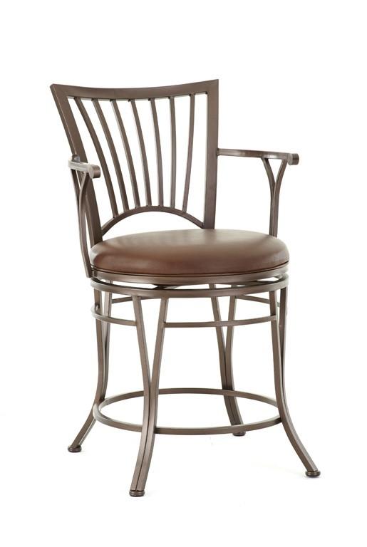 Super Steve Silver Co Baltimore Swivel Counter Chair Ibusinesslaw Wood Chair Design Ideas Ibusinesslaworg