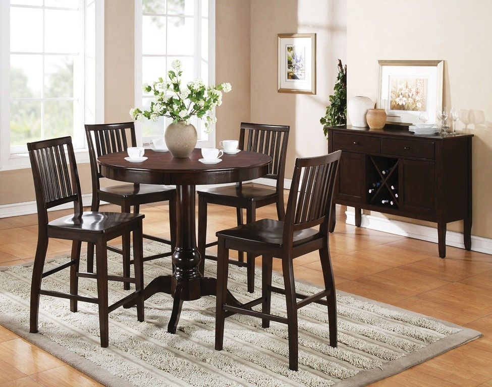 Ordinaire STEVE SILVER CO. Candice Counter Table Top, Drk