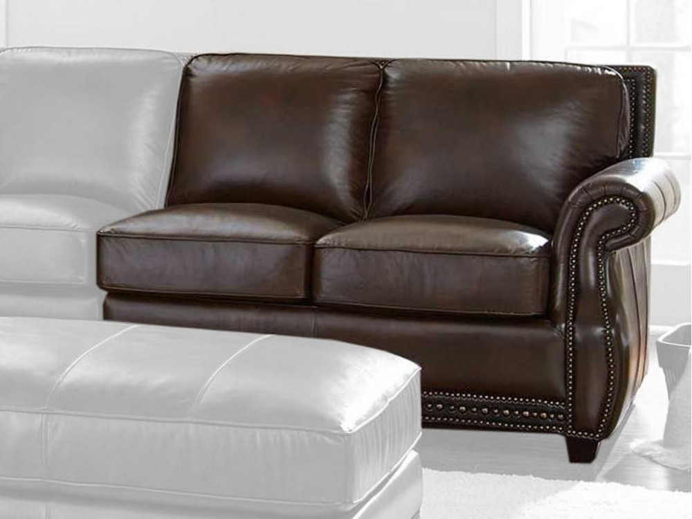 Steve Silver Co Henry Right Arm Loveseat Hy900ral Sectionals