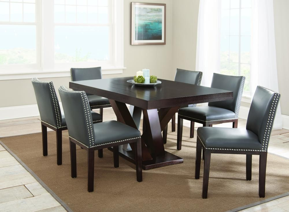 STEVE SILVER CO. Tiffany Dining Table, 40\