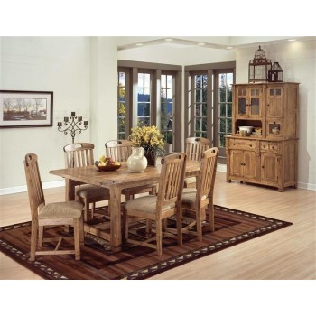 SUNNY DESIGNS Sedona Extension Table